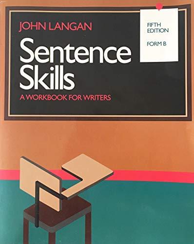9780070364103: Sentence Skills, Form B