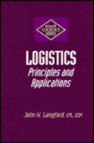 9780070364158: Logistics: Principles and Applications