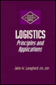 9780070364158: Logistics: Principles and Applications