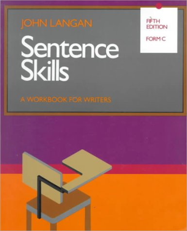 9780070364233: Sentence Skills: A Workbook for Writers : Form C