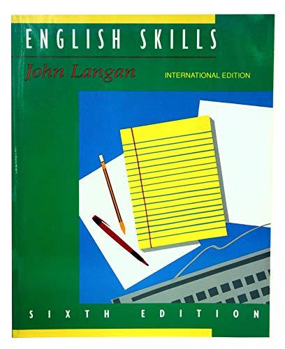 9780070364462: English Skills