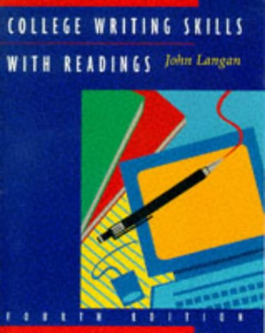 9780070364585: College Writing Skills with Readings, 4th Edition