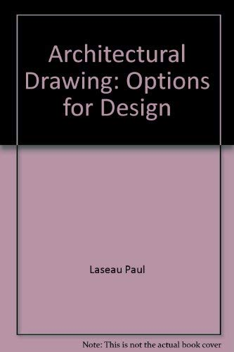 9780070364967: Architectural Drawing: Options for Design
