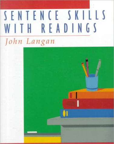 9780070365063: Sentence Skills With Readings