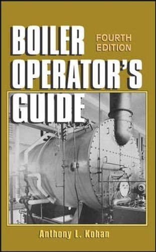 9780070365742: Boiler Operator's Guide (Mechanical Engineering)