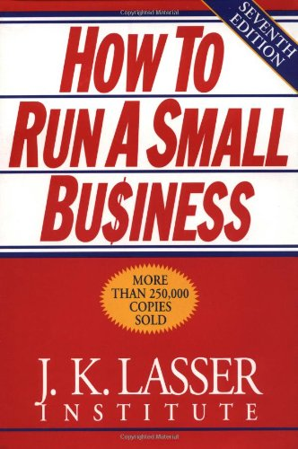 9780070365766: How to Run a Small Business