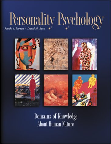 9780070366053: Personality Psychology: Domains of Knowledge about Human Nature