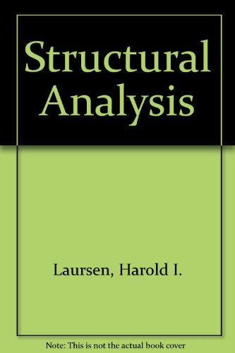 9780070366411: Structural Analysis