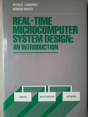 9780070367319: Real-Time Microcomputer System Design: An Introduction (Mcgraw Hill Series in Electrical and Computer Engineering)
