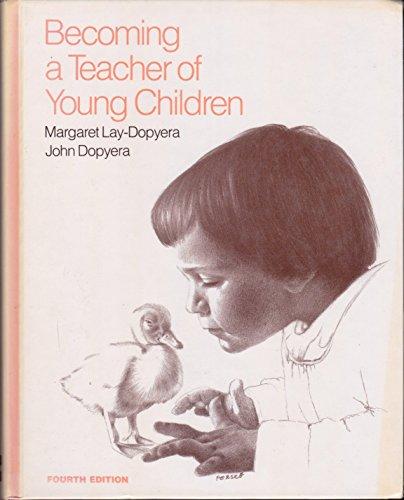 9780070367753: Becoming a Teacher of Young Children