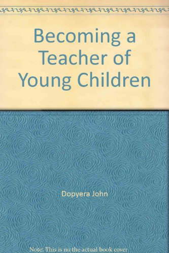 9780070367760: Becoming a Teacher of Young Children