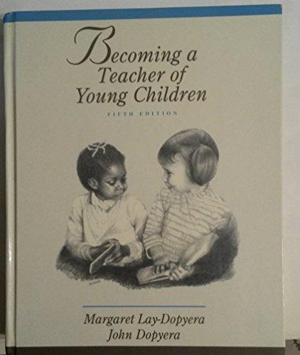 9780070367777: Becoming a Teacher of Young Children