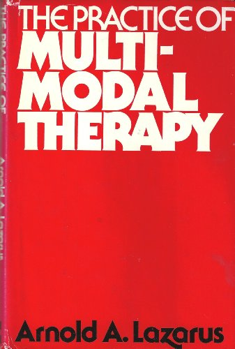9780070368132: The Practice of Multimodal Therapy