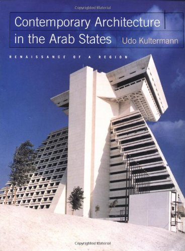 9780070368316: Contemporary Architecture in the Arab States: Renaissance of a Region