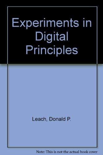 9780070369153: Experiments in Digital Principles