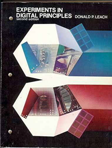 9780070369160: Experiments in Digital Principles