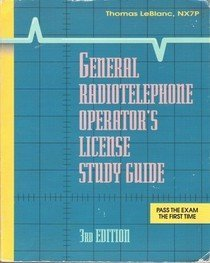 9780070369375: General Radiotelephone Operator's License Study Guide