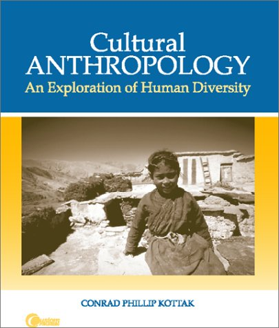 9780070369382: Cultural Anthropology Custom