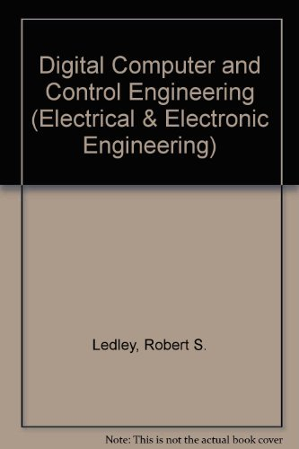 9780070369818: Digital Computer and Control Engineering