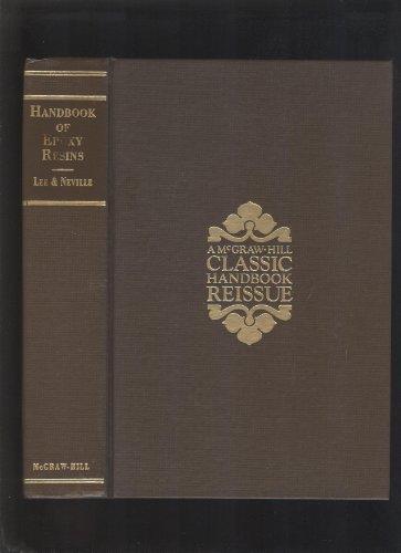 Handbook of Epoxy Resins: Lee, Henry