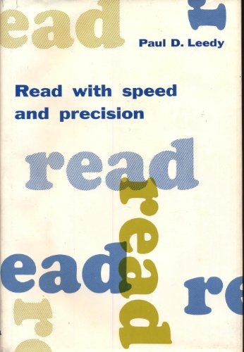 9780070370081: Read with Speed and Precision