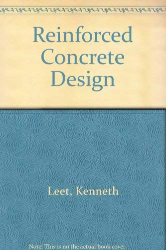 9780070370241: Reinforced Concrete Design
