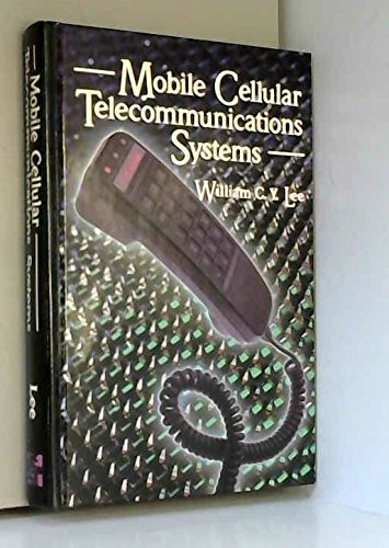 9780070370302: Mobile Cellular Telecommunications Systems