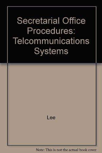 9780070370500: Secretarial Office Procedures