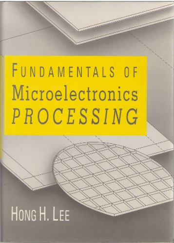 9780070370562: Fundamentals of Microelectronics Processing (Mcgraw Hill Chemical Engineering Series)