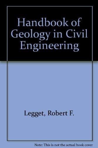 9780070370616: Handbook of Geology in Civil Engineering