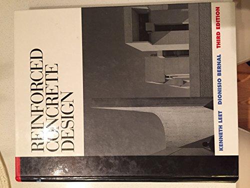 Reinforced Concrete Design: Leet, Dionisio Bernal