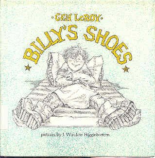 9780070372016: Billy's Shoes