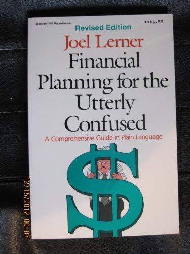 9780070372344: Financial planning for the utterly confused
