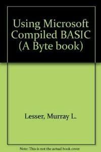 9780070373020: Using Microsoft Compiled Basic