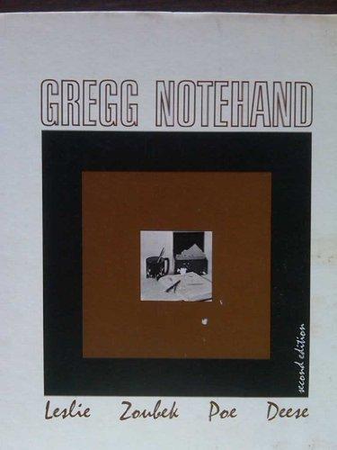 9780070373310: Gregg Notehand