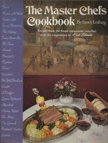 Master Chef's Cookbook (Signed): Lesberg, Sandy