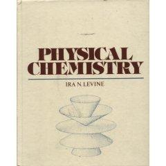 9780070374188: Physical Chemistry
