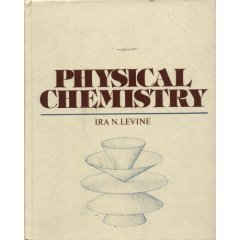 9780070374188: Physical Chemistry