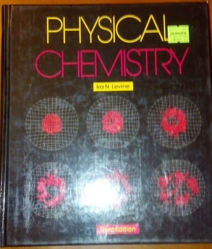 9780070374744: Physical Chemistry
