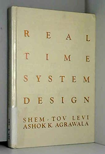 9780070374911: Real-Time System Design (Mcgraw Hill Computer Science Series)