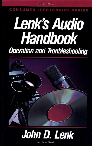 9780070375031: Lenk's Audio Handbook: Operation and Troubleshooting