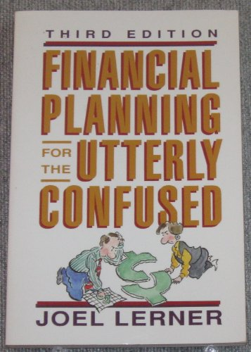 9780070375116: Financial Planning for the Utterly Confused