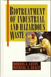 9780070375543: Biotreatment of Industrial and Hazardous Wastes