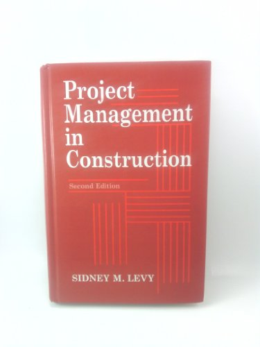 9780070375901: Project Management in Construction