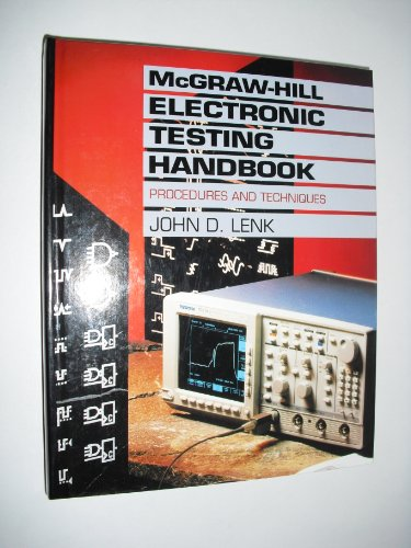 9780070376021: McGraw-Hill Electronic Testing Handbook