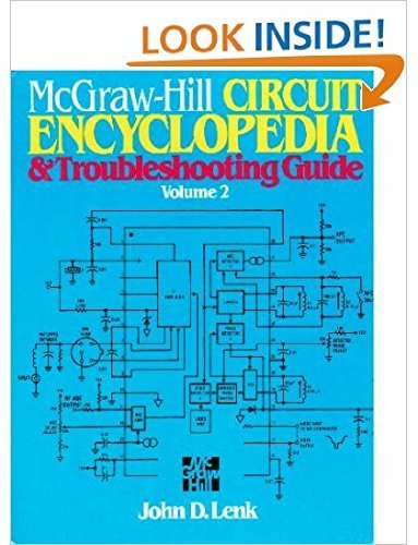 9780070376106: McGraw-Hill Circuit Encyclopedia and Troubleshooting Guide: 002