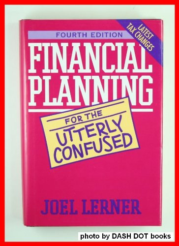 9780070376465: Financial Planning for the Utterly Confused