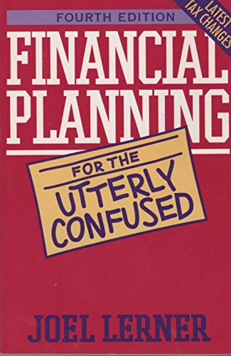 9780070376472: Financial Planning for the Utterly Confused