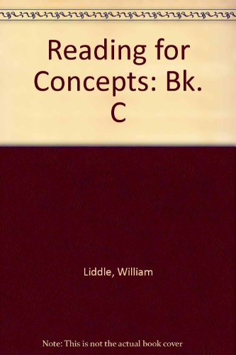 9780070376632: reading for concepts,BOOK C second edition