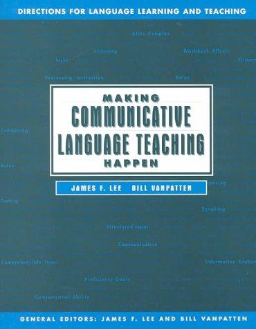9780070376939: Making Communicative Language Teaching Happen